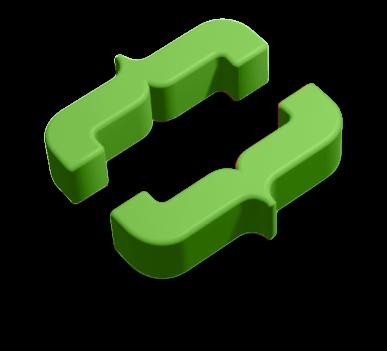 3D-Green-Brackets